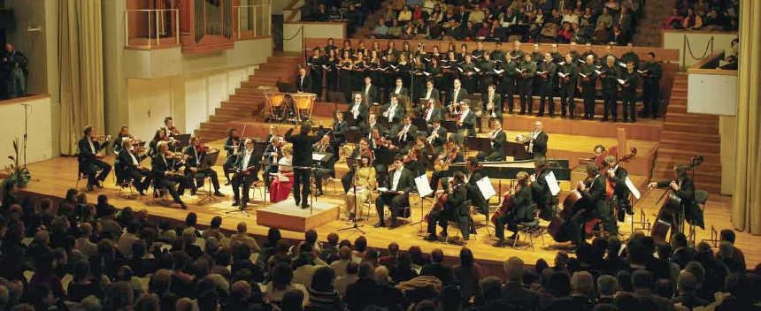 Toda la Música | La Novena de Beethoven cierra la temporada de la Orquesta Ciudad de Granada