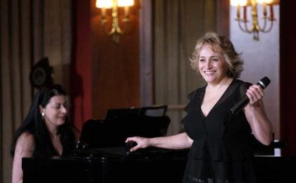 Toda la Música | La soprano Patricia Racette inaugura el Salón de Baile como nuevo espacio de veladas musicales