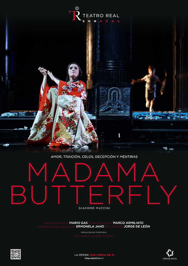 Toda la Música | El Teatro Real estrena en la gran pantalla la proyección de Madama Butterfly