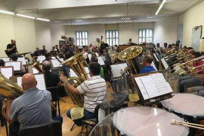 Toda la Música | La Banda Municipal debuta en el Festival de Jazz e interpreta Standards con Jesús Santandreu