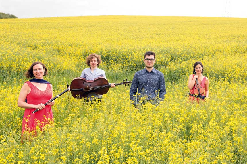 Toda la Música | La Semana de Música Antigua de Estella presenta su 49 edición con el lema los viajes de la música