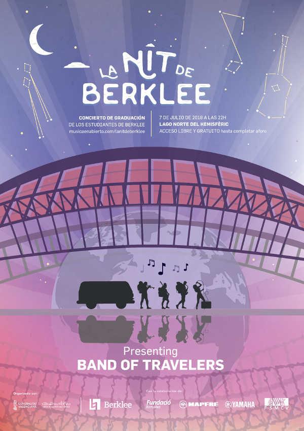 Toda la Música | La Nit de Berklee llega el 7 de julio con actuaciones de músicos de más de 30 países
