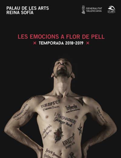 Toda la Música | Temporada 2018 2019 del Palau de Les Arts de Valéncia