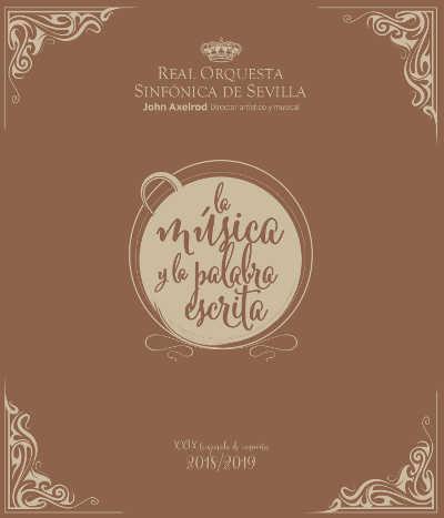 Toda la Música | Presentación de la temporada 2018/2019 de la Real Orquesta Sinfónica de Sevilla
