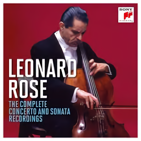 Toda la Música | The complete concerto and sonata recording of Leonard Rose