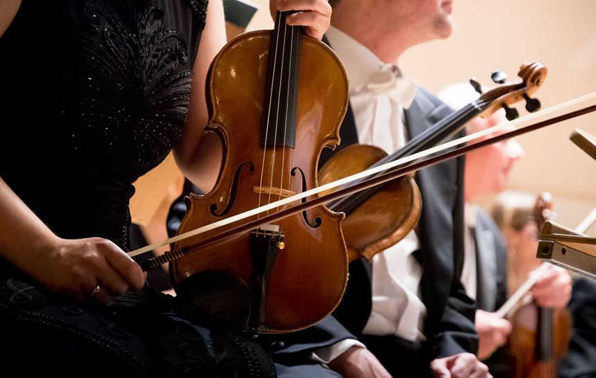 Toda la Música | Selección para una plaza de concertino para la Orquesta y Coro Nacionales de España