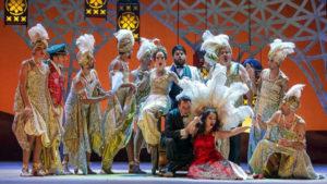 """La Quincena Musical recupera la ópera """"La italiana en Argel"""" de Rossini"""