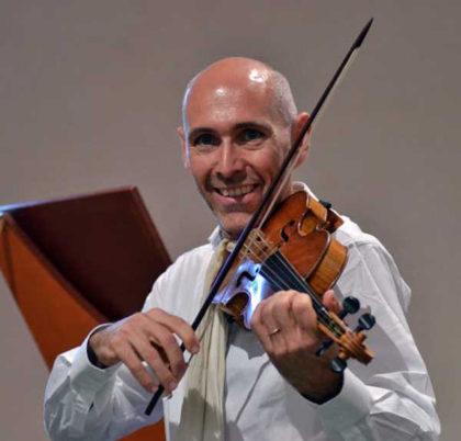 Toda la Música | Lina Tur Bonet y Enrico Onofri unen su talento para interpretar Pequeñas obras maestras de Bartók
