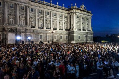 Toda la Música | Veranos de la Villa se despide consolidado con más de 110.000 espectadores