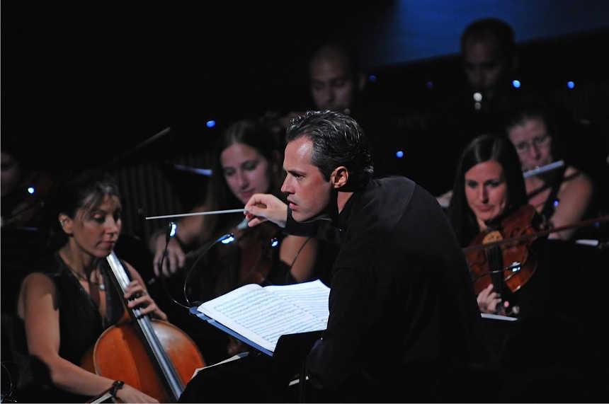 Toda la Música | El valenciano Daniel Gil de Tejada, gana el Concurso Internacional de Dirección de Niza