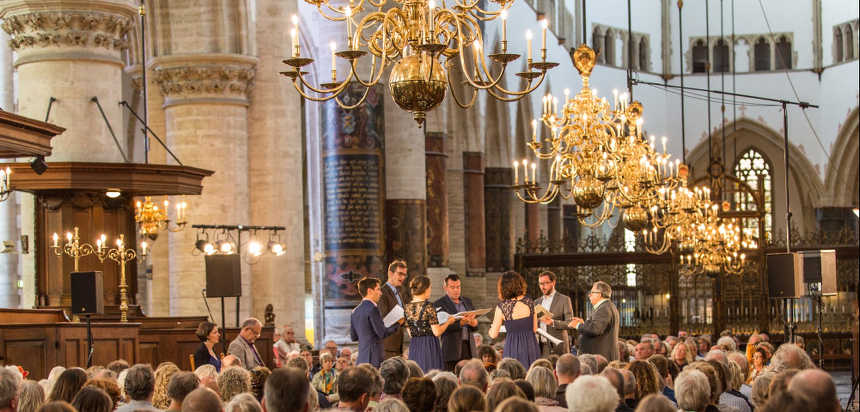 Toda la Música | Huelgas Ensemble en la Semana de la Música Antigua de Estella