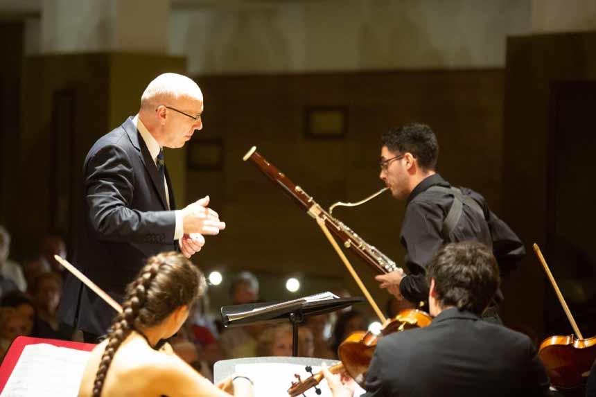 Toda la Música | La Joven Orquesta Sinfónica de Barcelona ofrece un concierto el 13 de octubre