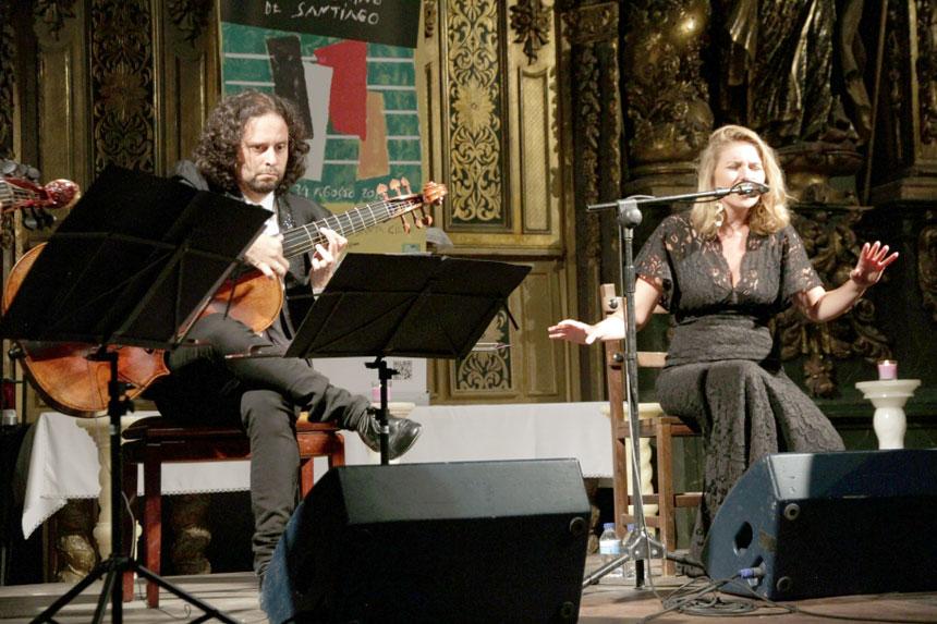 Toda la Música | Los conciertos del Festival Camino de Santiago sobrepasaron el 90% de aforo