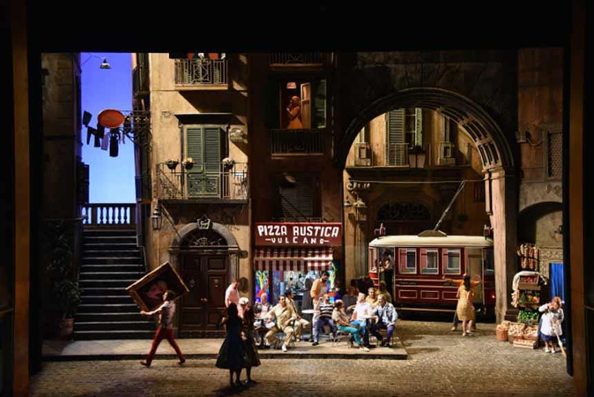 Toda la Música | Segundo título de la temporada de ópera: Il Turco in Italia en la Ópera de Oviedo
