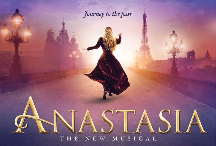 Escuela de Canto Clásico en Madrid   Anastasia 'Anastasia, el musical' lleva la leyenda de la zarina desaparecida al teatro Coliseum de Madrid