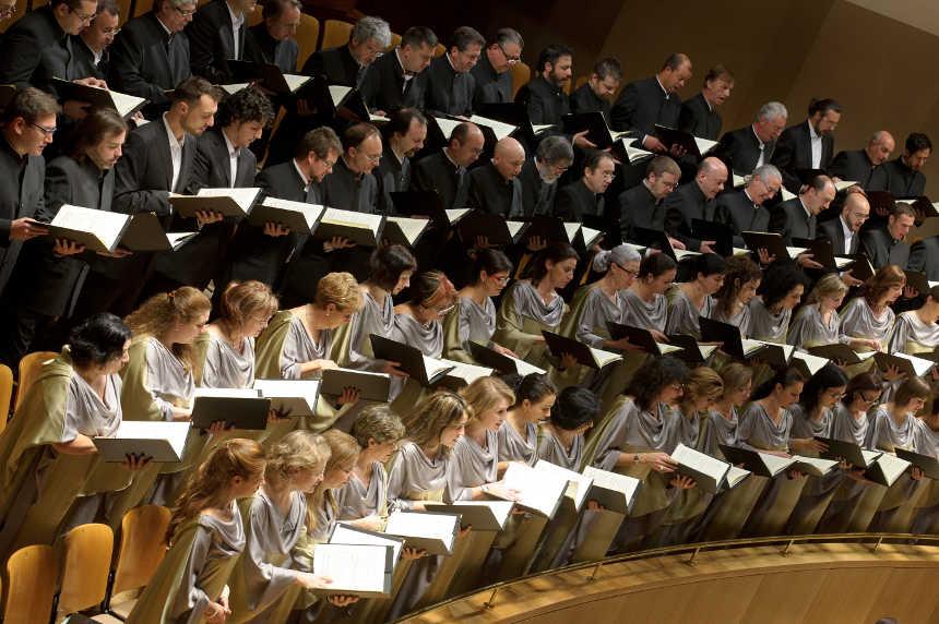Toda la Música | INAEM convoca audiciones para la bolsa de empleo del Coro Nacional