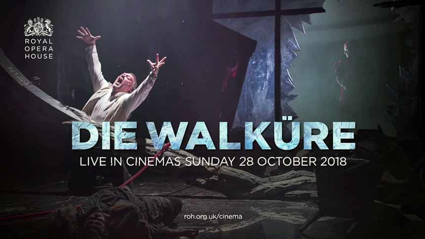 Toda la Música | La Valquiria de Wagner se emite por primera vez en directo en cines