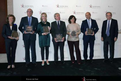 Toda la Música | Entrega de medallas conmemorativas del Bicentenario del Teatro Real