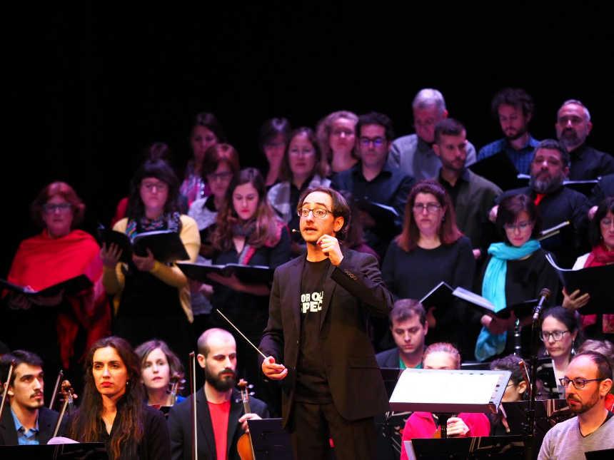 Toda la Música | Un 'Réquiem' más de vivos que de muertos para celebrar Todos los Santos