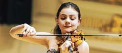 Inés Issel violín