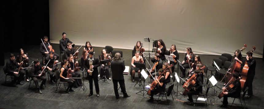 Toda la Música | Orquesta del Conservatorio Superior de Música de Badajoz en Circuitos Badajoz del CNDM