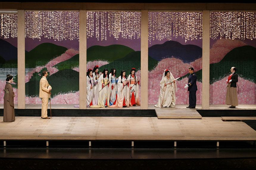 Toda la Música | Fotografías de un ensayo general de Madama Butterfly en el Teatre Liceu