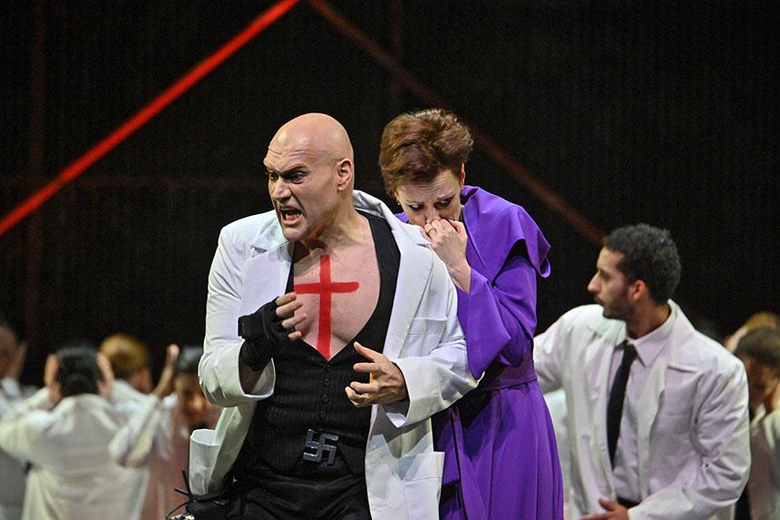 Toda la Música | NOTA ACTUALIZADA: Estreno mundial de Lenigma de Lea en el Gran Teatre del Liceu