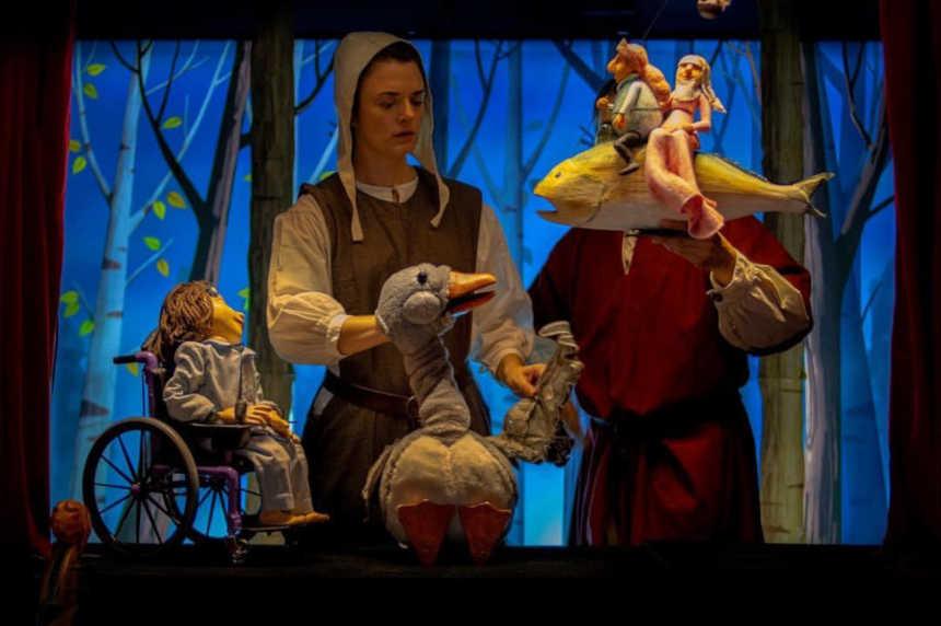 Toda la Música | El Teatro de la Zarzuela repone Perdida en el Bosco, en vivo para el público infantil y... no tanto.