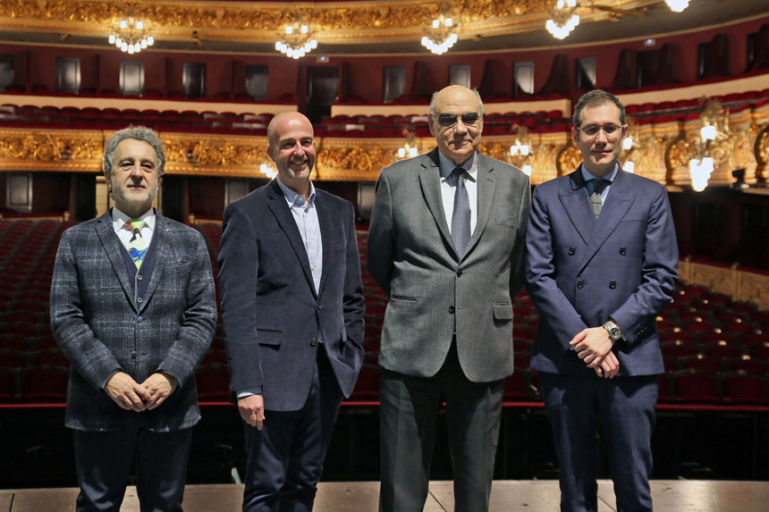 Toda la Música | Nuevo proyecto artístico del Gran Teatre del Liceu