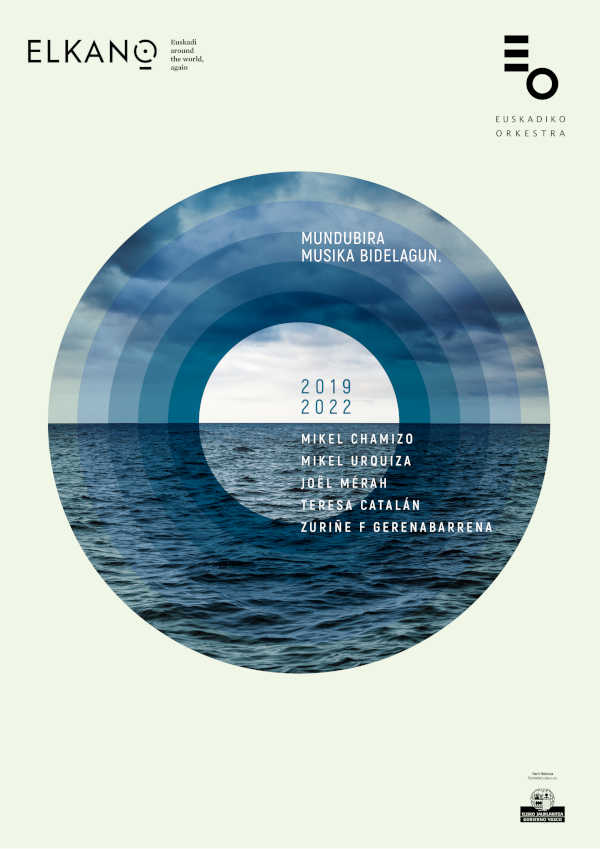 Toda la Música | Cinco partituras para una vuelta al mundo, un proyecto de la Orquesta Sinfónica de Euskadi