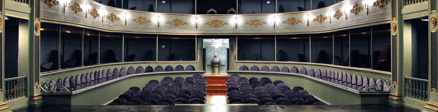 Toda la Música | El Real Coliseo Carlos III propone teatro, música y danza para el mes de enero