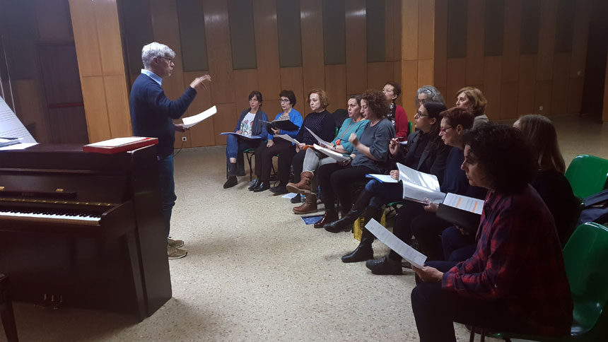 Toda la Música | ACTUALIZADA: La Escuela Coral de Madrid se traslada a Tetuán