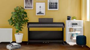 Nuevos modelos de pianos YAMAHA: ARIUS YDP-144