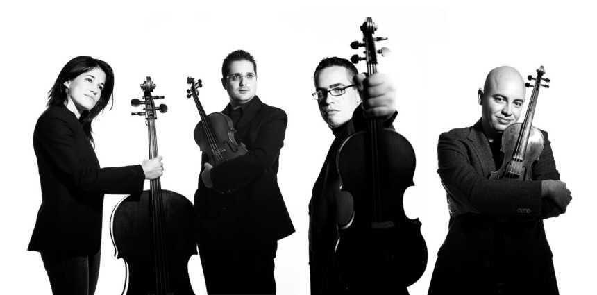 Toda la Música | Cuarteto Quiroga y Jörg Widmann en el ciclo Liceo de Cámara XXI en el Auditorio Nacional de Madrid