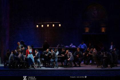 Toda la Música | La tabernera del puerto, de Pablo Sorozábal en el Teatro de la Maestranza de Sevilla