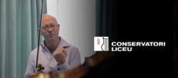 Toda la Música | Masterclass con Jacques Zoon en el Conservatori Liceu