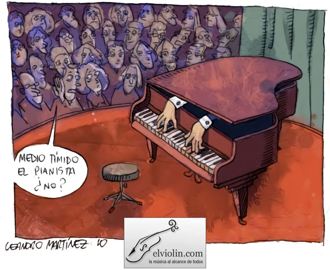Toda la Música | Taller: Aprender a superar el Miedo Escénico