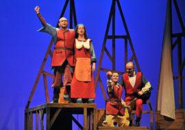 Toda la Música | Guillermo Tell, de Gioachino Rossini, una ópera para escolares y familias en el Teatro de la Maestranza