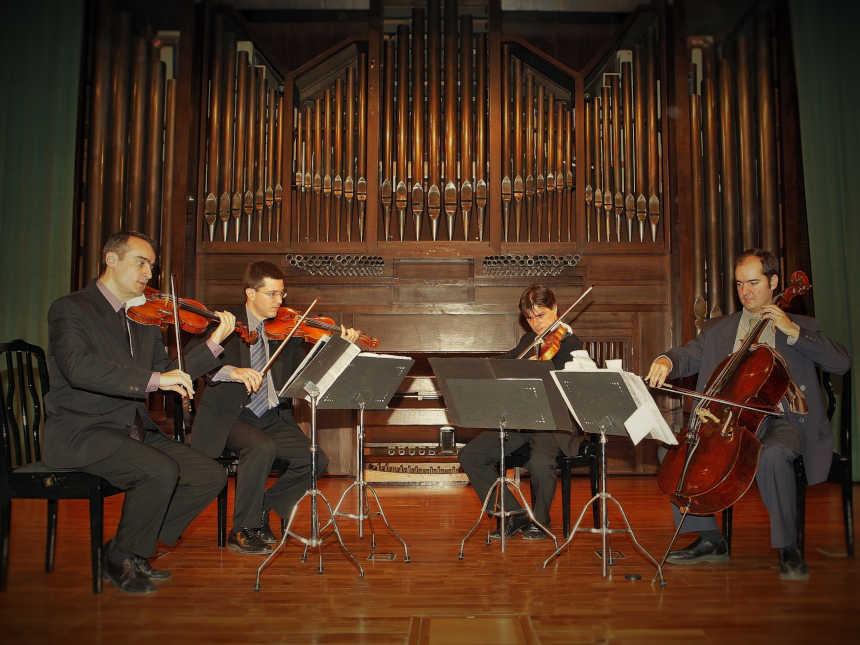 Toda la Música | El Cuarteto Granados en concierto en el Museo Reina Sofía de Madrid