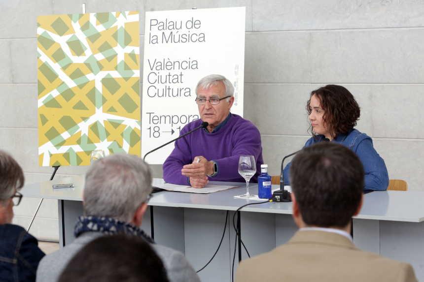 Toda la Música | El Alcalde Joan Ribó presenta València Music City para convertir la ciudad en capital internacional de la música