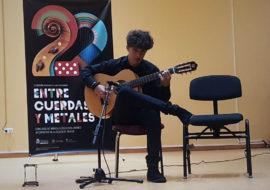 Toda la Música | Seis jóvenes pasan a la final de Guitarra Flamenca de Entre Cuerdas y Metales