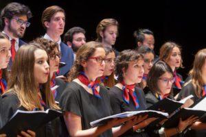 Concierto del Coro Universidad de Navarra