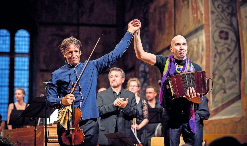 Toda la Música | El grupo Cappella Gabeta, graba el álbum Tango Seasons