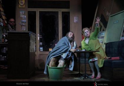 Toda la Música | Fotografías y vídeos del ensayo general de la ópera Falstaff del Teatro Real de Madrid