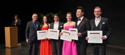 Toda la Música | La mezzosoprano rusa Victoria Karkacheva gana la 57ª Edición del Concurso Tenor Viñas