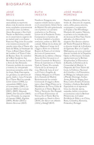 Toda la Música | Noche de zarzuela en el Teatro Real de Madrid