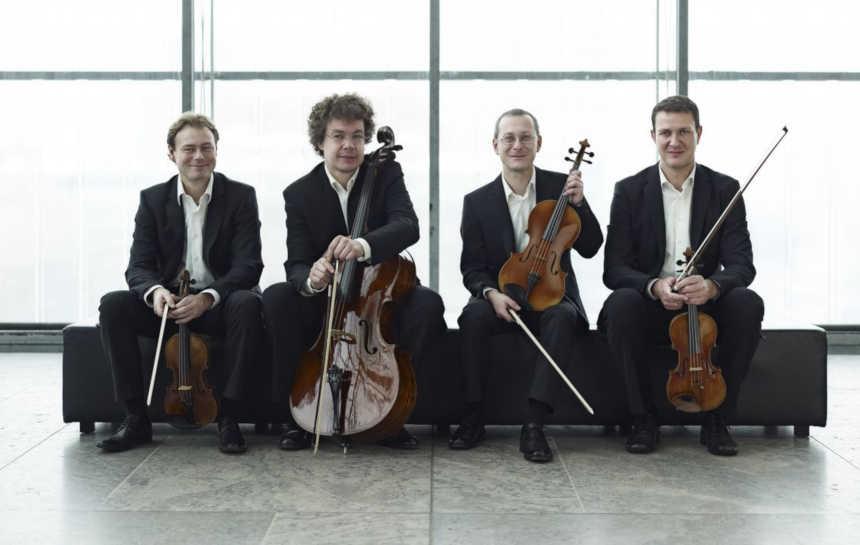 Toda la Música | El Cuarteto de Leipzig actúa en el Museo Reina Sofia de Madrid