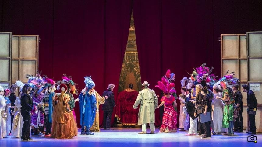 Toda la Música | Teatro Campoamor estrena una producción propia de El Dúo de la Africana