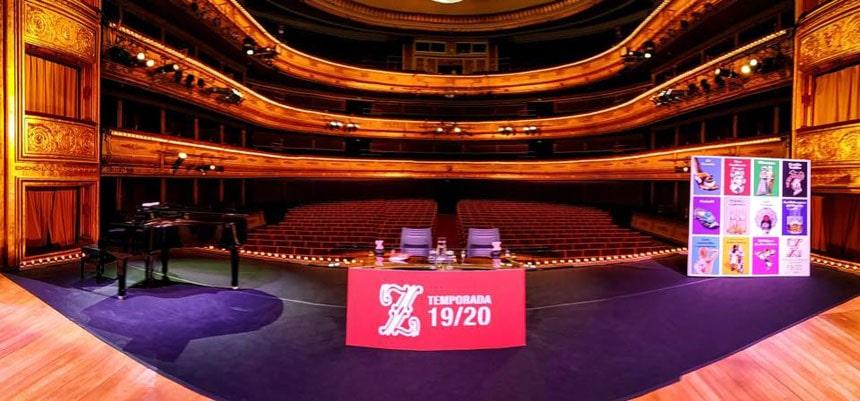 Toda la Música | EL Teatro de la Zarzuela presenta su temporada 2019/2020
