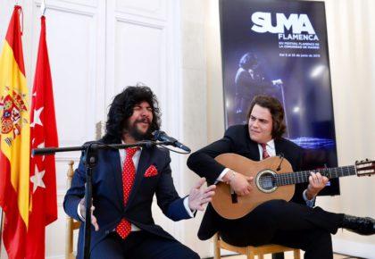 Toda la Música | La XIV edición del festival Suma Flamenca llevará 27 espectáculos a 8 espacios de la Comunidad de Madrid
